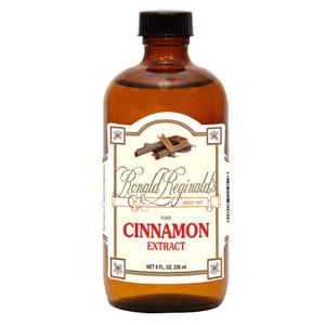 Ronald Reginald's Cinnamon Extract