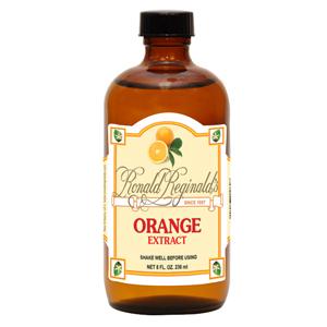 Ronald Reginald's Orange Extract