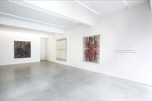 Hashtag Abstract with works of Oliver Clegg, Richard Höglund, Christopher Kuhn and Kasper Sonne Curated by Kamiar Maleki