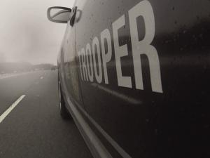 NC Trooper car