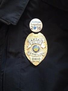 Ohio Cpt pot pin
