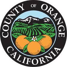 Orange Co CA seal