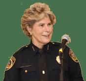 Sheriff Susan Pamerleau