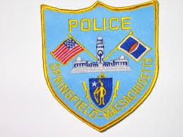Springfield MA police patch