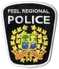Peel Regional police patch