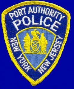 Port Authority Police PATCH