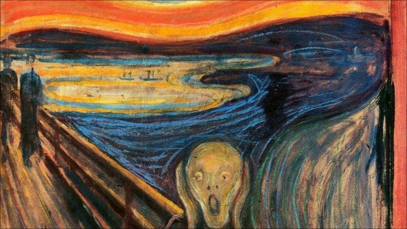 The Scream by E