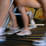 Treadmills hum with New Year resolve