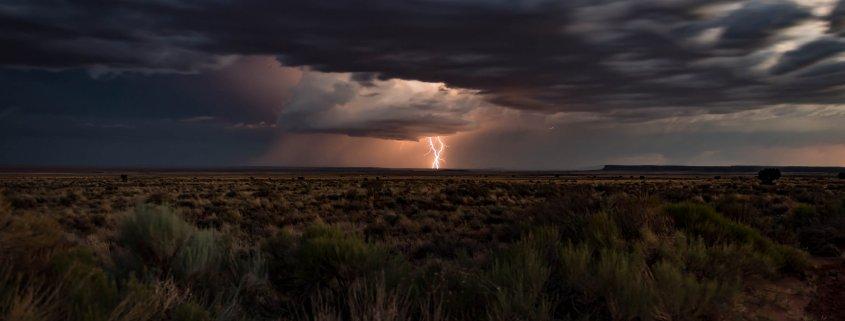 Isaiah predicts a rising storm
