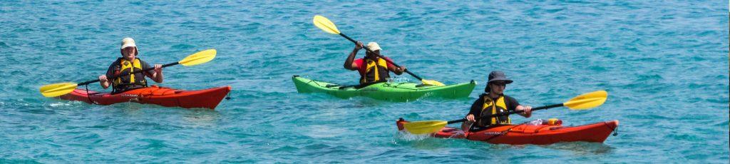 langogne lac vacances en famille canoe