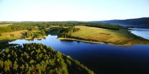 lac de naussac lozère 48 vacances enfants