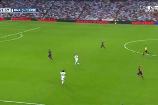 Marcelo - Karim vs Pique 1