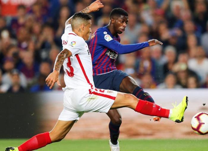 Dembélé deberá dar un paso adelante esta semana