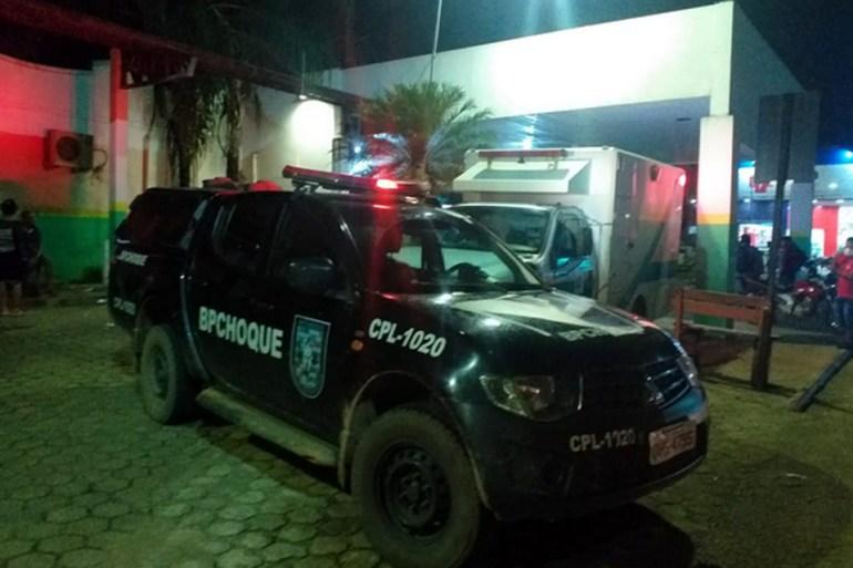 Vigilância é baleado durante tentativa de assalto no centro de zoonoses