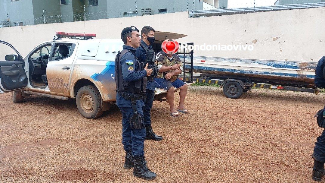 EMBRIAGADO - VÍDEO: Empresário em Hilux é preso após causar vários acidente e tentar fugir da PM