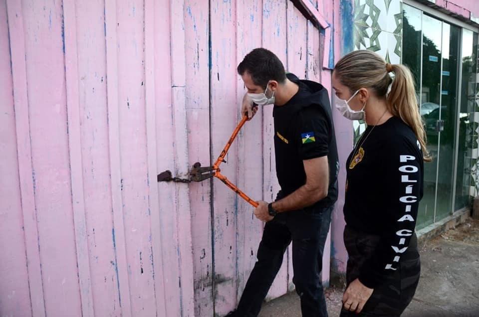 MANUS LEGIS: Operação da Polícia Civil prende 22 integrantes de organização criminosa