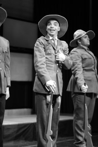 Silent Laughter: The Rondo Theatre Company, 12 November 2010.