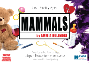 Mammals Returns