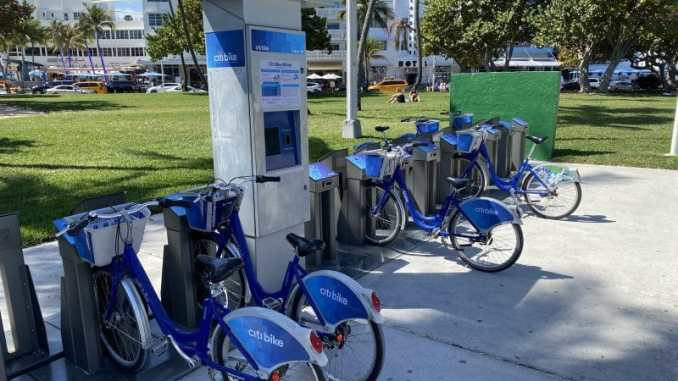 Miami Beach Citi Bike