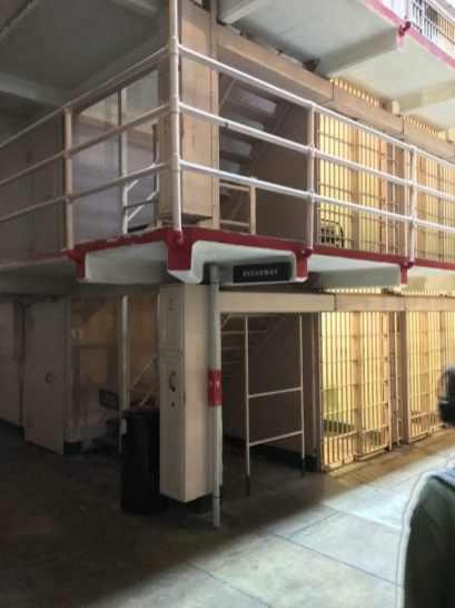 Alcatraz cellen