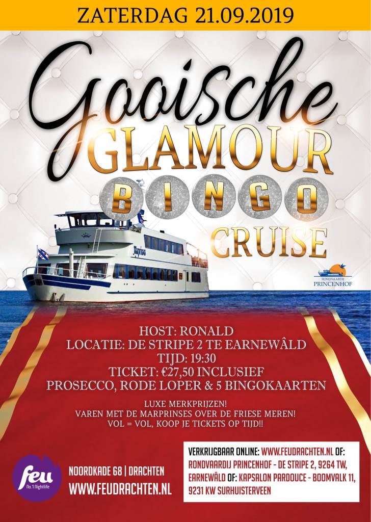 Gooise Glamour Bingo Cruise