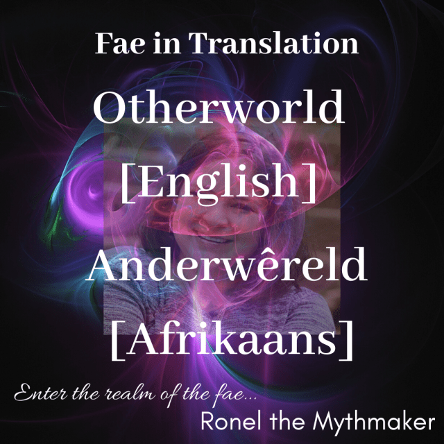 Otherworld English Afrikaans