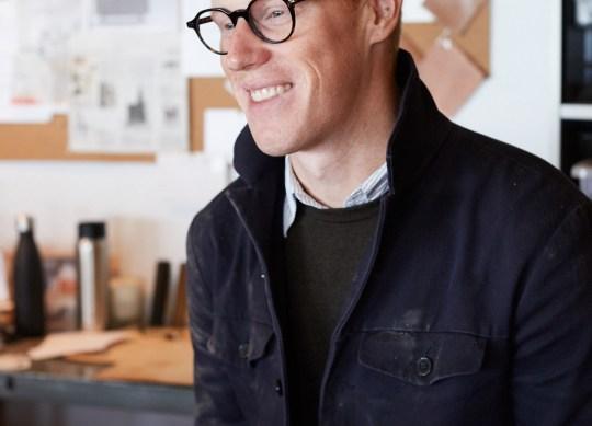 Designer Studio Visit