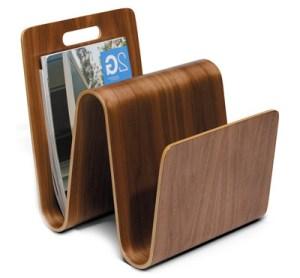 Offi Magazine Storage Modern Plywood