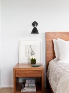 Walnut Bedroom Furniture West Village Apartment