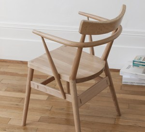Ercol Dining Chair by Russell Pinch