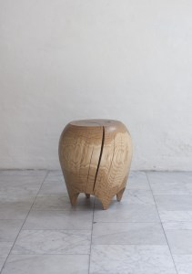 kieran kinsella wooden stool