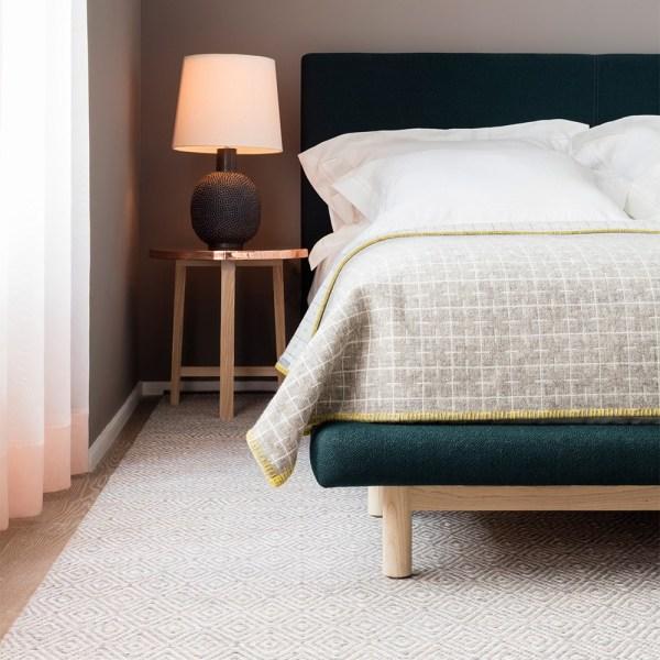 Frame Bed by Neri & Hu for De La Espada