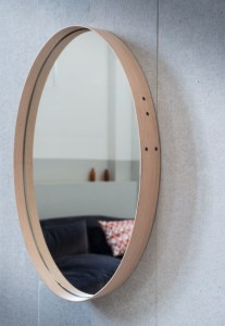 Iona Wall Hung Mirror for bathroom
