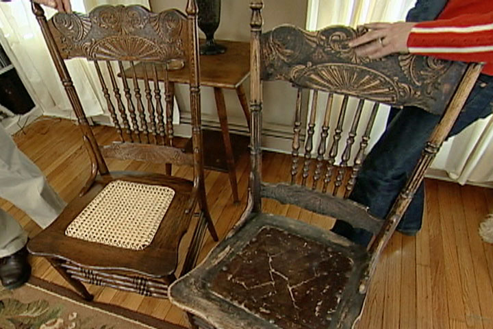 How To Repair And Refinish An Antique Chair Diy Projects Amp Videos