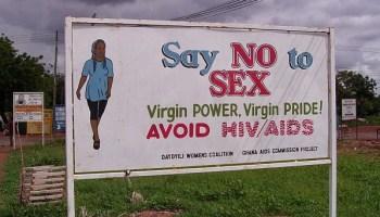 Teen Sex: Not Allowed!
