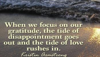 Gratitude: The Happiness Attitude