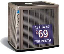 York AC   Heat Pump by Ronk Brothers Heating and Cooling