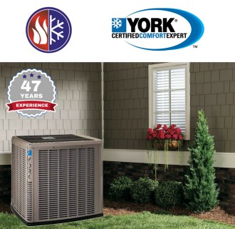 York Certified Comfort Expert   Ronk Brothers Heating and Cooling