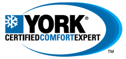 Ronk Brothers Heating and Cooling are York Certified Comfort Specialists