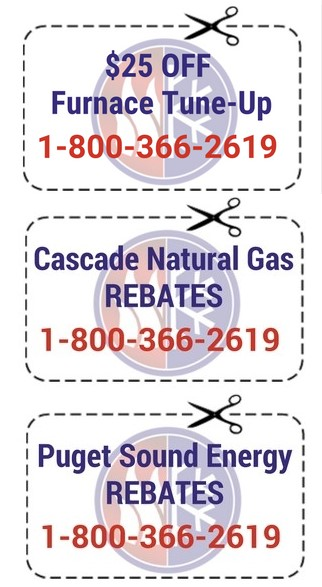 Special and Rebates | Ronk Brothers Heating and Cooling