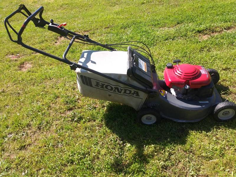Preowned Honda Hr215 Masters Commercial