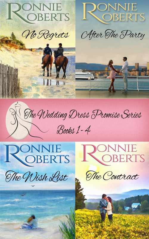 Wedding Dress Promise Series – Boxed Set
