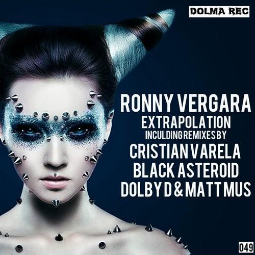 Ronny Vergara-Extrapolation EP