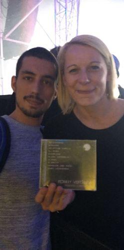 Klaudia Gawlas & Michael Vergara