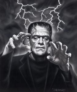 GMO and Frankenstein Fear are both Anti-Science Fear