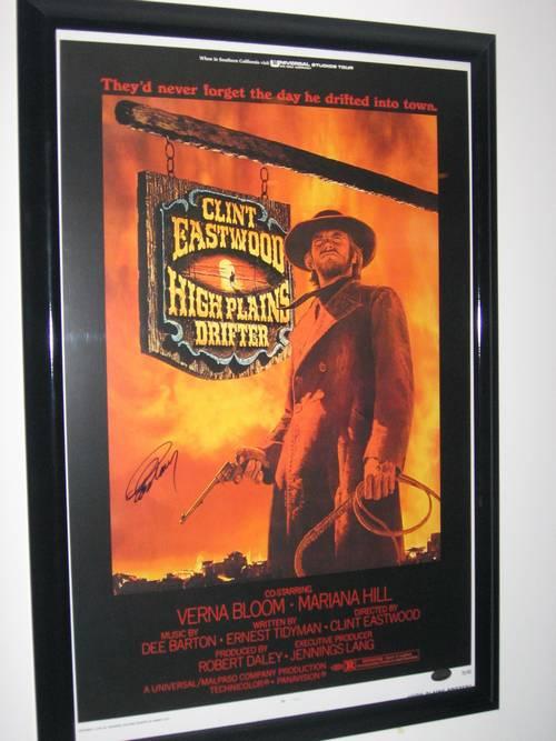 Clint Drifter Plains High Eastwood Gun