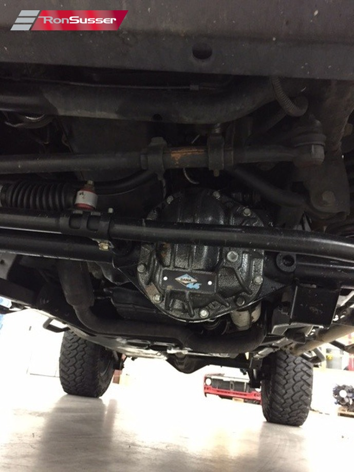 2010 Jeep Wrangler Sahara Unlimited Supercharged 450RWHP