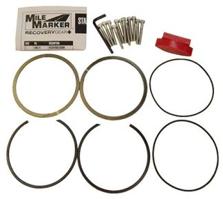 449S/S locking hub service kit