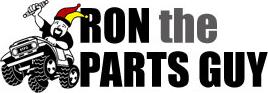 ron the parts guy logo