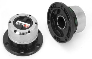 dodge power wagon locking hubs